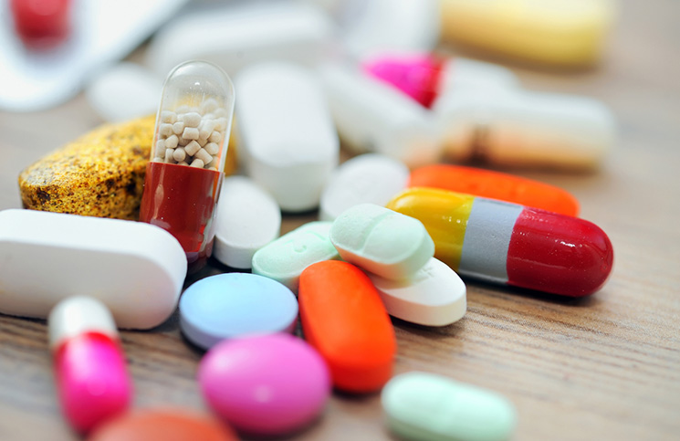 วิธีการลดปัญหาจากการใช้ยาและอาหารเสริมในชีวิตประจำวัน